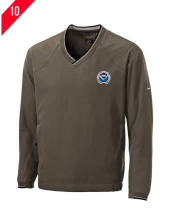 NWS A5-0053 Men's V-Neck Wind Shirt