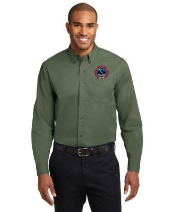 A2-0078 Long sleeve twill shirt