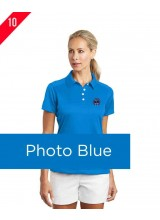 NWS A1-0070 Nike Golf - Ladies Dri-FIT Pebble Texture Polo.
